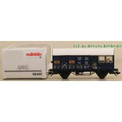 Marklin 48401 kerstwagon 2001