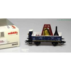 Marklin 48402 kerstwagon 2002