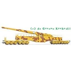 HR6452 Rivarossi K5 kanon
