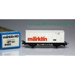 Marklin 4481 wagon