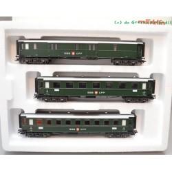 Marklin 42383 SBB wagonset