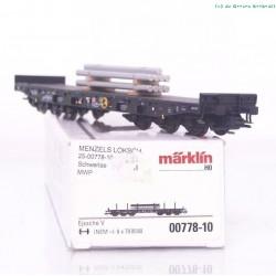 Marklin 00778-10 wagon...