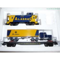 Marklin 4857 wagonset Alaska