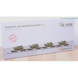 Marklin 48720 wagonset 4MFOR