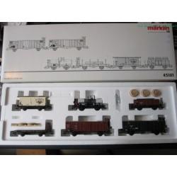 Marklin 45101 wagonset...