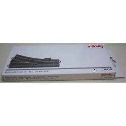 Marklin 24612 wissel C-rails