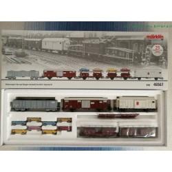 Marklin 46567 wagonset INSIDER