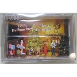 Preiser 10652 kerstfiguren...