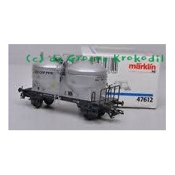 Marklin 47612 SBB ketelwagon