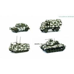Schuco 452653000 militaire...