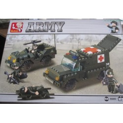 Sluban B6000 Army