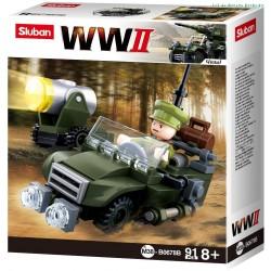 Sluban M-38 B0678 Army