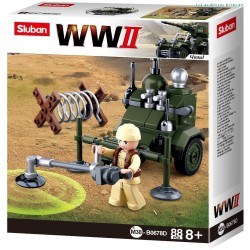 Sluban M-38 B0678D Army