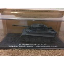 Tiger tank model 1943...
