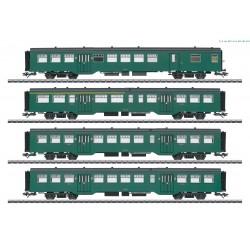 Marklin 43546 wagonset SNCB