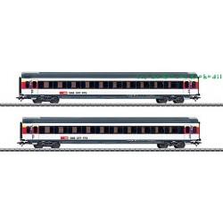 Marklin 42152 SBB wagonset