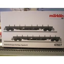 Marklin 47027 wagonset RAILPRO