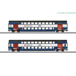 Marklin 43574 SBB wagonset