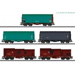 Marklin 46875 SNCB wagonset