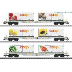 Marklin 47461 wagonset Coop