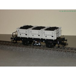 Marklin H0 wagon van de DB