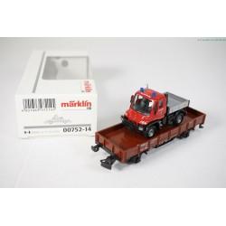 Marklin 00752-14 wagon met...