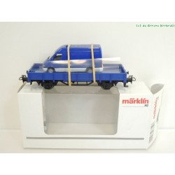 Marklin 00758-07 wagon met...