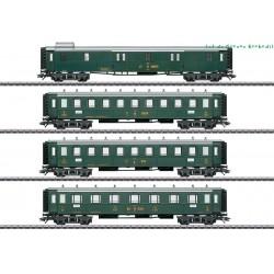 Marklin 42388 SBB wagonset