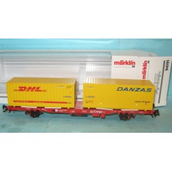 Marklin 94191 DHL wagon