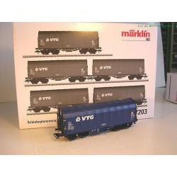 Marklin 47203 wagonset VTG