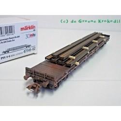Marklin 47145-02 wagon met...