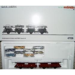 Marklin 47126 wagonset met...