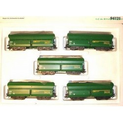 Marklin 94121 wagonset