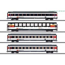 Marklin 43651 SBB wagonset