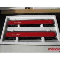 Marklin 42902 wagonset DB...
