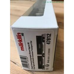 Marklin 47812 containerwagon